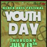 Black Arts Festival- Youth Day